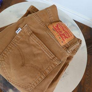 Levis 505 Jean's
